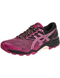 Asics Gel-Fujitrabuco 6, Zapatillas de Gimnasia para Mujer