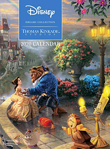 Thomas Kinkade Studios: Disney Dreams Collection 2020 Diary