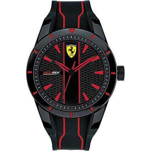 Scuderia Ferrari Unisex-Adult Watch 0830481