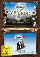 7 Zwerge - Männer allein im Wald / 7 Zwerge - Der Wald ist nicht genug [2 DVDs] hier kaufen