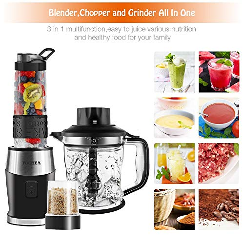 Mixer Smoothie Maker, Fochea ...