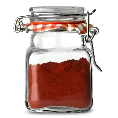 Kilner 70ml Mini à épices herbes Clip Top Pots à confiture (lot de 12)