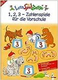 1, 2, 3 - Zahlenspiele für die Vorschule - Ulrike Düring