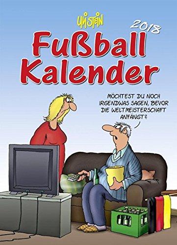 Uli Stein Fußball-Kalender 2018
