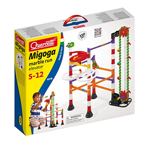 Quercetti & C. 40243 - Migoga ascensor Marble Run