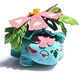 LYH2019 Anime Plush Toy Wonderful Frog Mega Venusaur Plush Toys Stuffed Soft Dolls Good Gift For Kids 16Cm