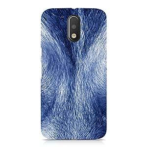 Hamee Designer Printed Hard Back Case Cover for Motorola Moto G4 Design 3929