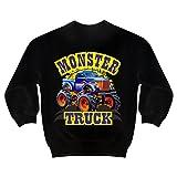 Spaß kostet Kinder Pullover Monster Truck Größe 98-164