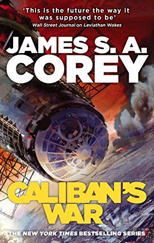 Caliban's War: Book 2 of the Expanse (now a Prime Original series) (English Edition)