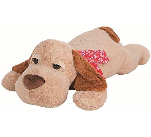 Albert Plüsch (CREACIONES LLOPIS Plüsch liegende Hund Albert 125 cm)