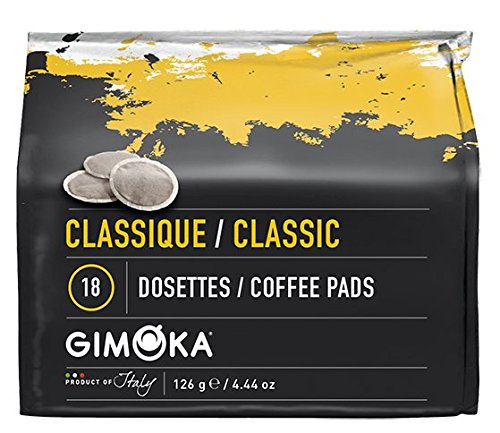 Choose 180 Senseo Coffee Pods by Gimoka by Gimoka