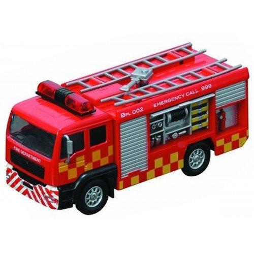 ter und Klänge Fire Motor 1: 43 (Recycle-papierkorb)