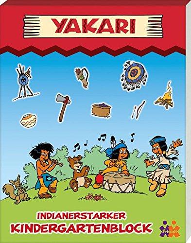 Yakari. Kindergartenblock