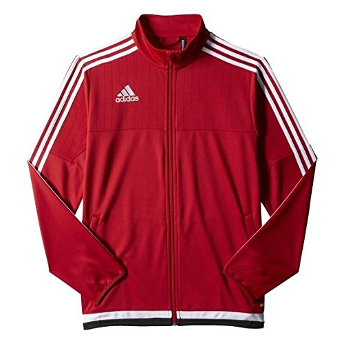 adidas Herren Unterjacke strick Etc Tiro15 training jkt Powred/White/Black
