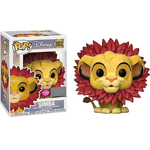 Disney Vinyl Figure Nala 100% Garantie Kunststoff-figuren The Lion King Pop