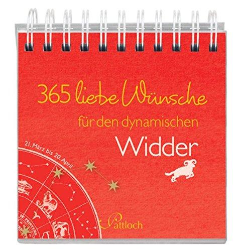 365 liebe Wünsche - Widder