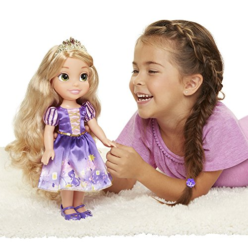 JAKKS Pacific 78849 Rapunzel Toddler Doll, multicolore