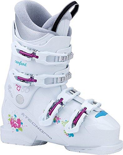 TecnoPro Skischuhe G50 Junior Skistiefel Kinder (Größe: Mondopoint 24 - EU ca. 37) (Ski-stiefel Junior)