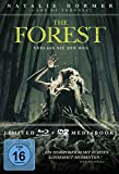 The Forest - Verlass nie den Weg  (+ DVD) - Mediabook mit Booklet [Blu-ray]
