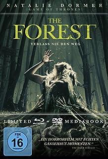 The Forest - Verlass nie den Weg (+ DVD) - Mediabook mit Booklet [Blu-ray]