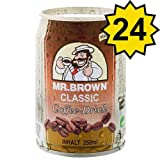 Mr. Brown Eiskaffee Classic (24 Dosen a 0,25l)