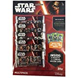 Topps Journey To Star Wars The Force Awakens Multipack
