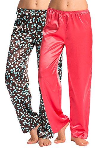 Prettysecrets Women's Pyjama Set (pack Of 2)