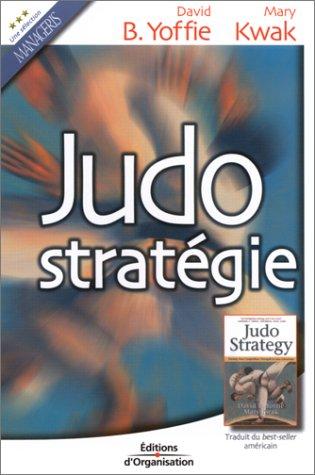 Judo stratégie par David B. Yoffie