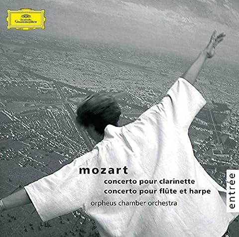 Concerto Pour Clarinette K622 - Concerto Pour Flûte & Harpe