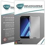 Slabo 4 x Displayschutzfolie für Samsung Galaxy A5 (2017) Displayfolie Schutzfolie Folie Zubehör No Reflexion MATT