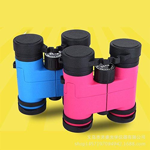 r Outdoor Spiele Fernglas Farbe Spielzeug Geburtstag Geschenke, Kinder, himmelblau, Model: 8X30 (Geburtstag Fernglas)