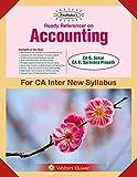 Padhuka's Ready Referencer on Accounting: for CA Inter/IPCC New Syllabus