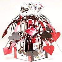 Creative Converting 260630 Mini Cascade Centerpiece, Paper, Card Night
