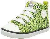 Geox Baby Jungen B Kilwi Boy I Sneaker, Grün (Lime Green), 25 EU
