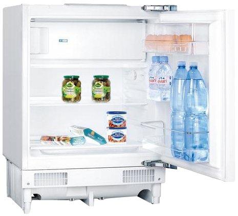 Exquisit UKS 130 Kühlschrank/Kühlteil 111 L/Gefrierteil 17 L
