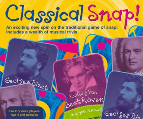 Classical Snap ! (Game) (Games)