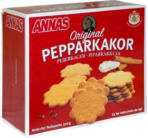 Preisvergleich Produktbild Annas Original Pepparkakor 300g