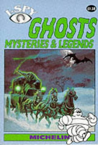 I spy ghosts, mysteries and legends