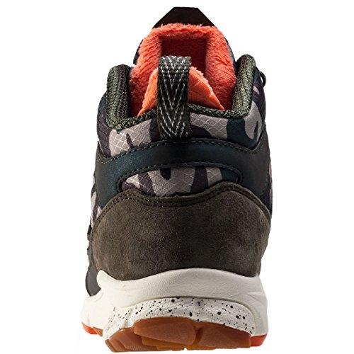 New Balance Wvl710 Damen Sneakers Camouflage
