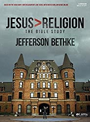 Jesus is Greater Than Religion (DVD Member Book) by Jefferson Bethke (2014-11-14)