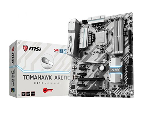 MSI H270 Tomahawk Arctic - Placa Base Arsenal Chipset