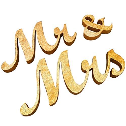 pixnor-lettere-wedding-decorazione-present-mr-mrs-in-legno-polvere-di-scintillio-di-oro