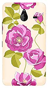 TrilMil Printed Designer Mobile Case Back Cover For Microsoft Lumia 640 XL/Nokia Lumia 640 XL