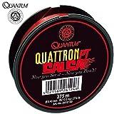 Quantum Quattron Salsa, Rot, 0,25 mm, 275m, 5,70kg