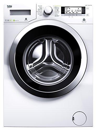 Beko WMY 71643 PTLE Waschmaschine Frontlader/A+++/1600 UpM/7 kg/Weiß/Pet Hair Removal/Mengenautomatik/Watersafe+
