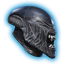 Rubie's Costume Co Aliens Vs. Predator, Child's Alien 3/4 Vinyl Mask by Alien