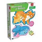 Zig Zag Educatif - Puzzles Maman Et Bébés Animaux
