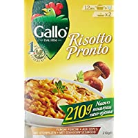 Riso Gallo Risotto Pronto aux Cèpes 210 g
