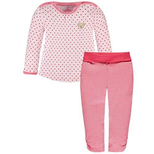 Steiff Collection Schlafanzug Baby Mädchen