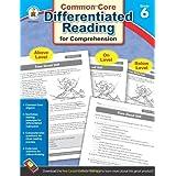 Common Core Differentiated Reading for Comprehension, Grade 6